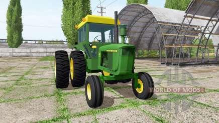 John Deere 4000 for Farming Simulator 2017
