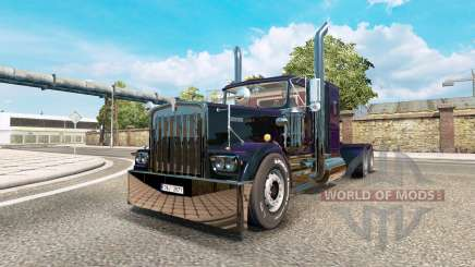 Kenworth W900A custom for Euro Truck Simulator 2