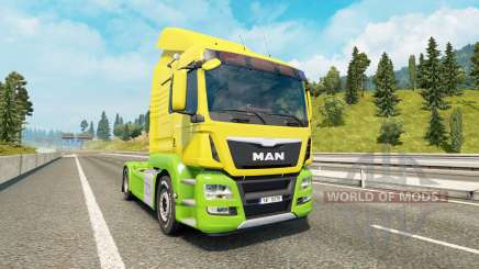 MAN TGS v1.1 for Euro Truck Simulator 2