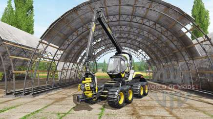 PONSSE ScorpionKing v1.3 for Farming Simulator 2017