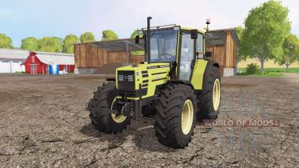 Hurlimann H488 Turbo Prestige front loader for Farming Simulator 2015