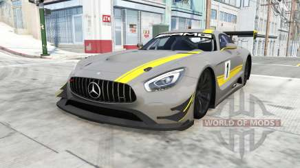 Mercedes-AMG GT (C190) for BeamNG Drive