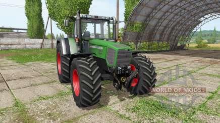 Fendt Favorit 824 v3.1 for Farming Simulator 2017