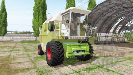 CLAAS Dominator 106 for Farming Simulator 2017