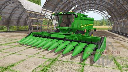 John Deere S680i for Farming Simulator 2017