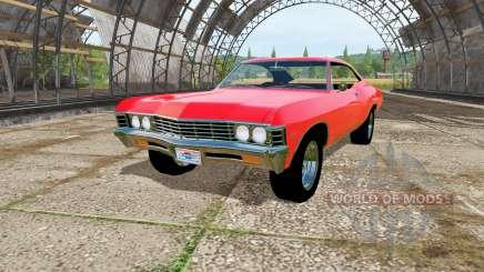 Chevrolet Impala 1967 for Farming Simulator 2017