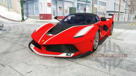 Ferrari FXX-K for BeamNG Drive