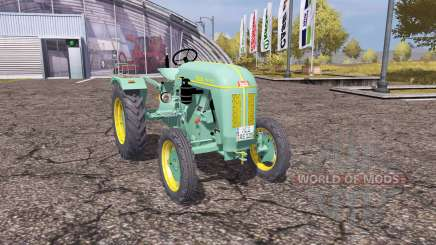 Bautz AS 120 for Farming Simulator 2013