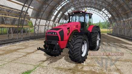 Belarus 4522 v2.3 for Farming Simulator 2017