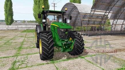 John Deere 6250R v4.1 for Farming Simulator 2017