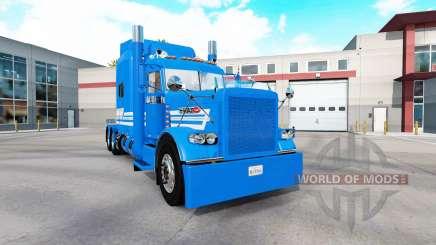 Bun Badmind skin for the truck Peterbilt 389 for American Truck Simulator
