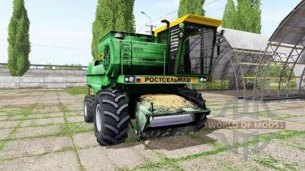 Don 1500B green for Farming Simulator 2017
