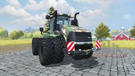 Case IH Steiger 600 camouflage for Farming Simulator 2013
