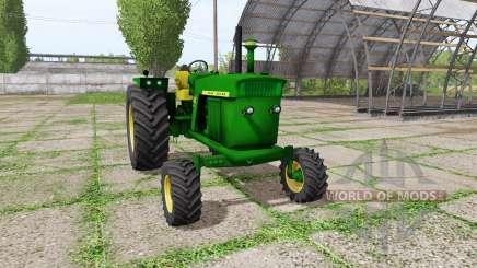 John Deere 4020 v3.0 for Farming Simulator 2017