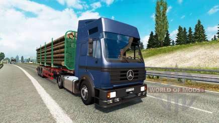 Truck traffic pack v2.4 for Euro Truck Simulator 2