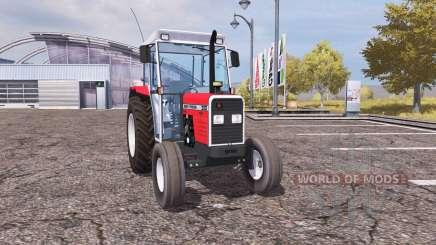 Massey Ferguson 390 for Farming Simulator 2013
