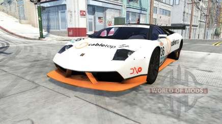 Lamborghini Murcielago R-SV GT1 for BeamNG Drive