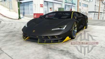 Lamborghini Centenario for BeamNG Drive