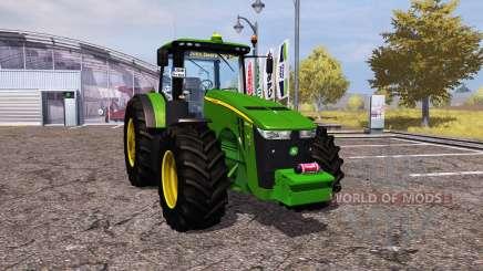 John Deere 8360R v4.0 for Farming Simulator 2013