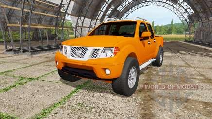 Nissan Frontier Pro-4X Crew Cab (D40) 2012 for Farming Simulator 2017