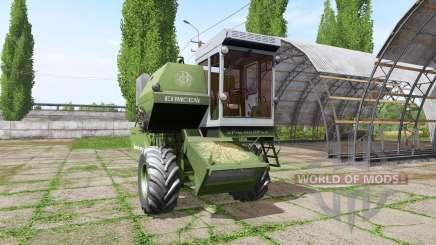 Yenisei 1200-1M v1.1 for Farming Simulator 2017