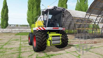CLAAS Jaguar 890 for Farming Simulator 2017