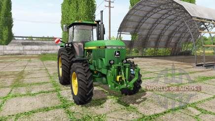 John Deere 4850 v2.0 for Farming Simulator 2017