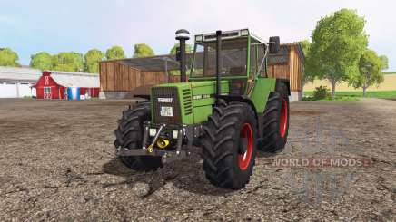 Fendt Favorit 615 LSA Turbomatik for Farming Simulator 2015