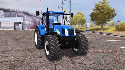 New Holland T6050 for Farming Simulator 2013