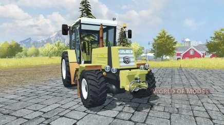 Fortschritt Zt 323-A v2.0 for Farming Simulator 2013