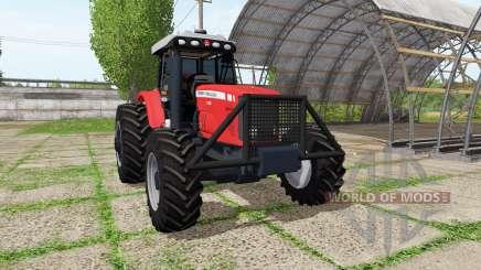 Massey Ferguson 7180 for Farming Simulator 2017