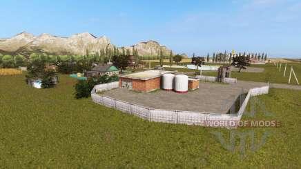 U.S. hill v1.0.4 for Farming Simulator 2017