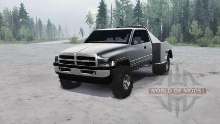 Dodge Ram 3500 1996 for MudRunner