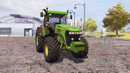 John Deere 7820 v2.0 for Farming Simulator 2013