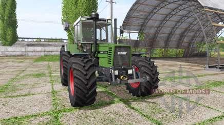 Fendt Favorit 612 LSA Turbomatik E for Farming Simulator 2017