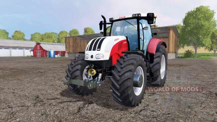 Steyr CVT 6230 for Farming Simulator 2015