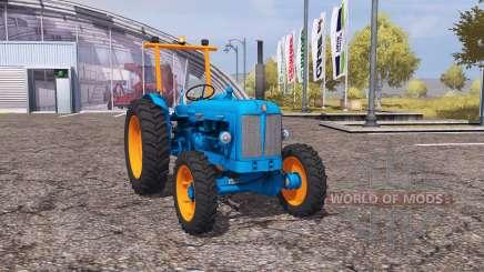 Fordson Mayor for Farming Simulator 2013