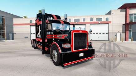 Скин Southern Bitch Custom на Peterbilt 389 for American Truck Simulator