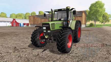 Fendt Favorit 515C Turbomatik for Farming Simulator 2015