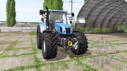New Holland T6.070 for Farming Simulator 2017