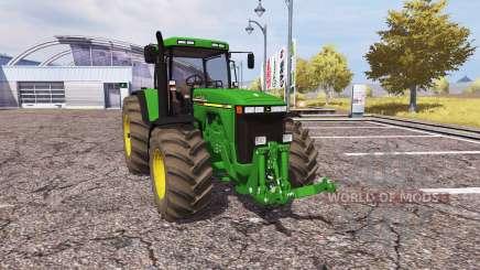 John Deere 8110 v2.0 for Farming Simulator 2013