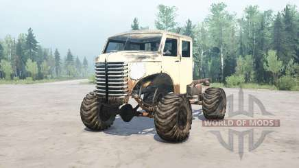 Rat Truck for MudRunner