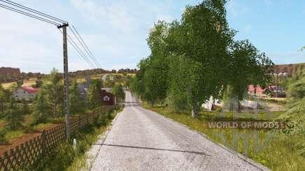 Lublin valley for Farming Simulator 2017