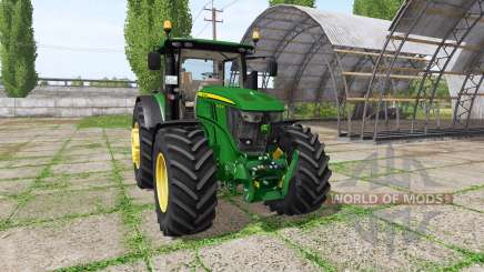 John Deere 6230R for Farming Simulator 2017
