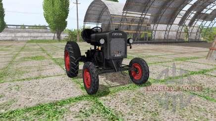 Fahr F22 for Farming Simulator 2017