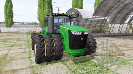 John Deere 9520R for Farming Simulator 2017