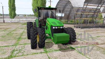 John Deere 7195J for Farming Simulator 2017