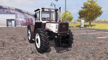 Mercedes-Benz Trac 1600 Turbo white for Farming Simulator 2013