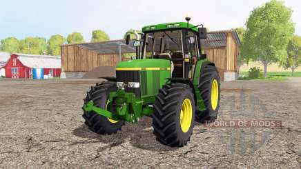 John Deere 6810 for Farming Simulator 2015