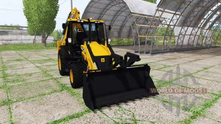 JCB 3CX ECO for Farming Simulator 2017